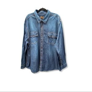 Northwest Territory Denim Shirt